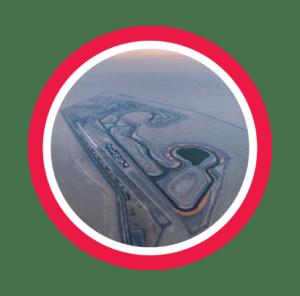 مدينة الكويت لرياضة المحركات - الحلبة